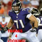 RICKY WAGNER 2013 BALTIMORE RAVENS FOOTBALL CARD
