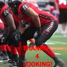 JERAILL McCULLER 2014 OTTAWA REDBLACKS  CFL FOOTBALL CARD