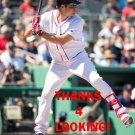 STEVE SELSKY 2017 BOSTON RED SOX BASEBALL CARD