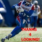 KYLE GRAVES 2016 MONTREAL ALOUETTES CFL FOOTBALL CARD