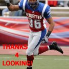 DARYL TOWNSEND 2016 MONTREAL ALOUETTES CFL FOOTBALL CARD