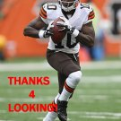 ARMANTI EDWARDS 2013 CLEVELAND BROWNS FOOTBALL CARD