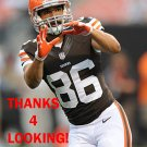 MIKE EDWARDS 2013 CLEVELAND BROWNS FOOTBALL CARD