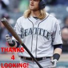 TAYLOR MOTTER 2017 SEATTLE MARINERS BASEBALL CARD