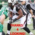 MONTE LEWIS 2014 OTTAWA REDBLACKS  CFL FOOTBALL CARD