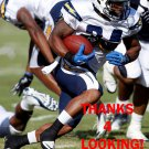 MICHAEL HAYES 2012 SAN DIEGO CHARGERS FOOTBALL CARD