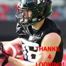 MIKAEL CHARLAND 2016 OTTAWA REDBLACKS  CFL FOOTBALL CARD