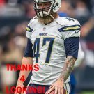 MIKE WINDT 2016 SAN DIEGO CHARGERS FOOTBALL CARD