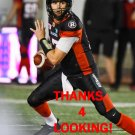 DANNY COLLINS 2017 OTTAWA REDBLACKS  CFL FOOTBALL CARD