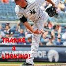DANNY BURAWA 2015 NEW YORK YANKEES BASEBALL CARD