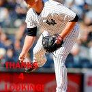 DAVID CARPENTER 2015 NEW YORK YANKEES BASEBALL CARD