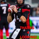 RYAN LINDLEY 2017 OTTAWA REDBLACKS  CFL FOOTBALL CARD