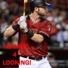 MITCH HANIGER 2016 ARIZONA DIAMONDBACKS BASEBALL CARD