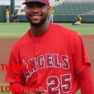 JORDON ADELL 2017 LOS ANGELES ANGELS  BASEBALL CARD