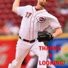 SCOTT FELDMAN 2017 CINCINNATI REDS BASEBALL CARD