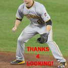 MAX MOROFF 2017 PITTSBURGH PIRATES BASEBALL CARD