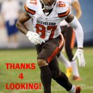 TERRELLE PRYOR 2015 CLEVELAND BROWNS FOOTBALL CARD