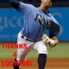 ANDREW KITTREDGE 2017 TAMPA BAY RAYS BASEBALL CARD