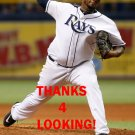JUMBO DIAZ 2017 TAMPA BAY RAYS BASEBALL CARD