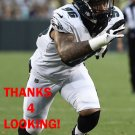 DEREK BARNETT 2017 PHILADELPHIA EAGLES FOOTBALL CARD