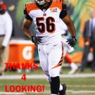 HARDY NICKERSON 2017 CINCINNATI BENGALS FOOTBALL CARD