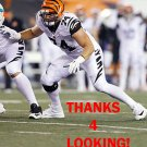 JAKE FISHER 2016 CINCINNATI BENGALS COLOR RUSH FOOTBALL CARD