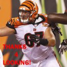 RYAN GLASGOW 2017 CINCINNATI BENGALS FOOTBALL CARD