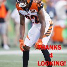 WILLIAM JACKSON 2017 CINCINNATI BENGALS FOOTBALL CARD