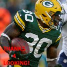 JAMAAL WILLIAMS 2017 GREEN BAY PACKERS FOOTBALL CARD