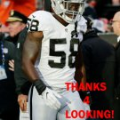 TYRELL ADAMS 2016 OAKLAND RAIDERS FOOTBALL CARD