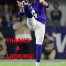 RYAN QUIGLEY 2017 MINNESOTA VIKINGS FOOTBALL CARD