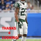 DEXTER McDOUGLE 2015 NEW YORK JETS FOOTBALL CARD