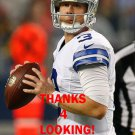 LUKE McCOWN 2017 DALLAS COWBOYS FOOTBALL CARD