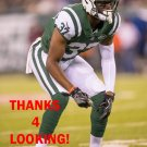 DAVID RIVERS 2017 NEW YORK JETS FOOTBALL CARD