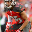 JAVIEN ELLIOTT 2016 TAMPA BAY BUCCANEERS FOOTBALL CARD