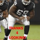 JYLAN WARE 2017 OAKLAND RAIDERS FOOTBALL CARD