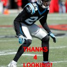 JAMES BRADBERRY 2016 CAROLINA PANTHERS FOOTBALL CARD