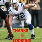 MIKE PERSON 2017 INDIANAPOLIS COLTS FOOTBALL CARD