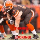 ANTHONY FABIANO 2016 CLEVELAND BROWNS FOOTBALL CARD