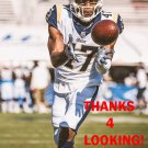 KEVIN PETERSON 2017 LOS ANGELES RAMS FOOTBALL CARD