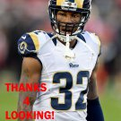 TROY HILL 2017 LOS ANGELES RAMS FOOTBALL CARD