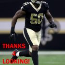GERALD HODGES 2017 NEW ORLEANS SAINTS FOOTBALL CARD