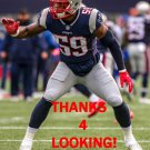 MARQUIS FLOWERS 2017 NEW ENGLAND PATRIOTS FOOTBALL CARD