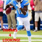 JACOBY JONES 2015 SAN DIEGO CHARGERS FOOTBALL CARD