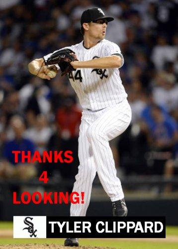 Tyler Clippard 2017 Chicago White Sox Baseball Card