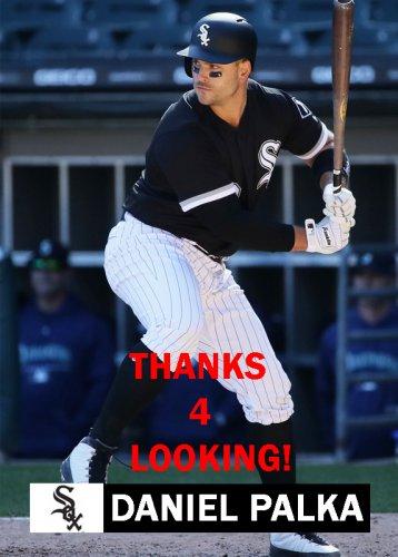 Daniel Palka 2018 Chicago White Sox Baseball Card