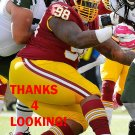 TERRANCE KNIGHTON 2015 WASHINGTON REDSKINS FOOTBALL CARD