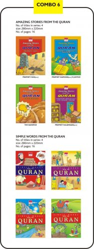 Amazing stories from The Quran and Simple words from The Quran