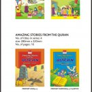 Islamic Ettiquette and duaas and Amazing stories  from The Quran