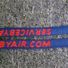 Lanyard (Style #2 – servicebyair.com, woven)
